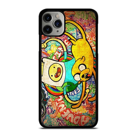 ADVENTURE TIME Finn and Jake-iphone-11-pro-max-case-cover