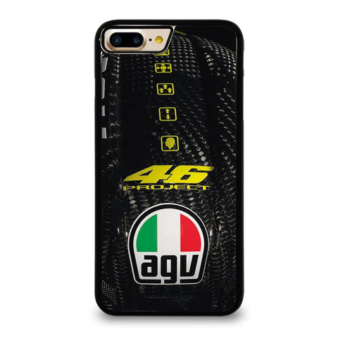 AGV HELMET VR 46 CARBON iPhone 7 Plus Case Cover