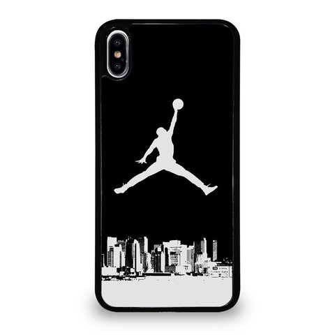 AIR JORDAN CITY-iphone-xs-max-case-cover