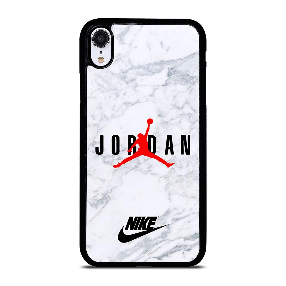 AIR JORDAN MARBLE NIKE iPhone XR Case Cover - Favocase