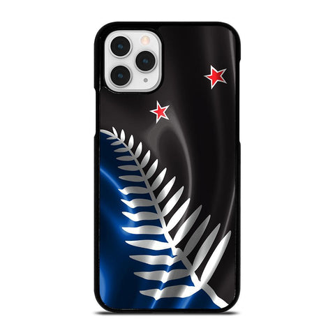 ALL BLACKS NEW ZEALAND FLAG-iphone-11-pro-case-cover