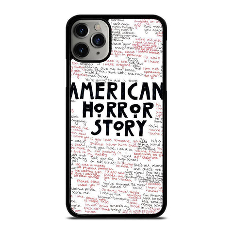 AMERICAN HORROR STORY 3-iphone-11-pro-max-case-cover