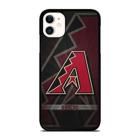 ARIZONA DIAMONDBACKS LOGO-iphone-11-case-cover