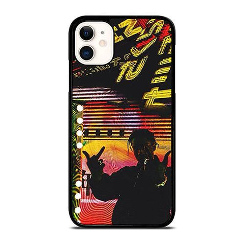 ASAP ROCKY COLORFUL STAGE iPhone 11 Case Cover