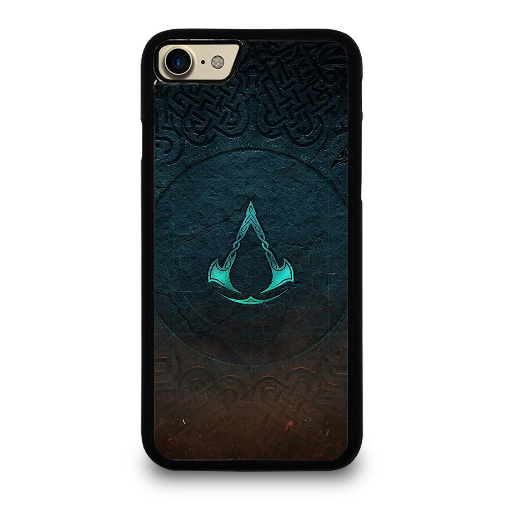 ASSASSIN'S CREED VALHALLA LOGO iPhone 7 Case Cover - Favocase