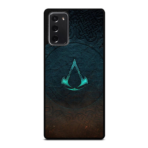 ASSASSIN'S CREED VALHALLA LOGO Samsung Galaxy Note 20 Case Cover