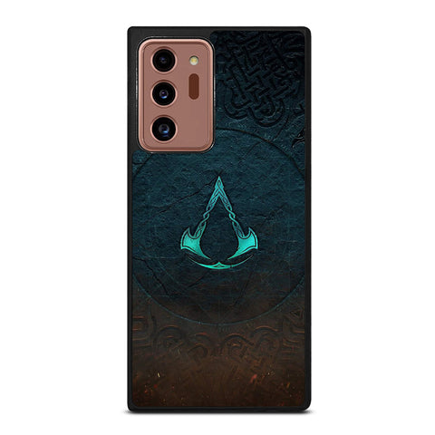 ASSASSIN'S CREED VALHALLA LOGO Samsung Galaxy Note 20 Ultra Case Cover