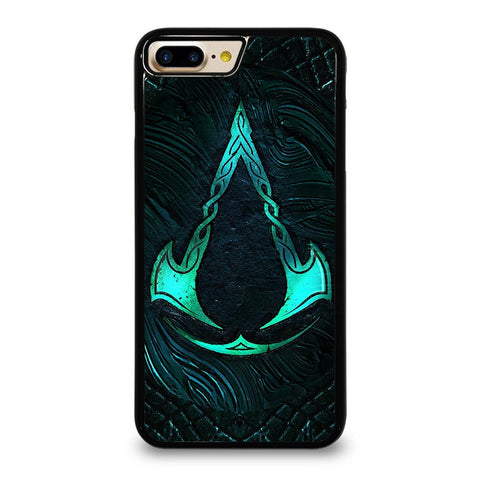 ASSASSIN'S CREED GREEN LOGO iPhone 7 Plus Case Cover