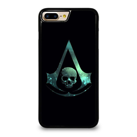 ASSASSIN'S CREED SKULL LOGO iPhone 7 Plus Case Cover
