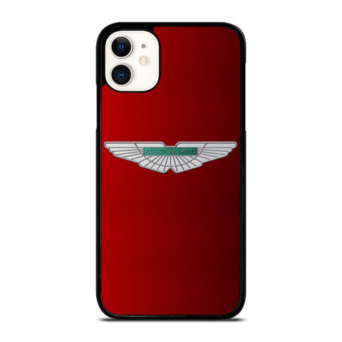 ASTON MARTIN LOGO-iphone-11-case-cover