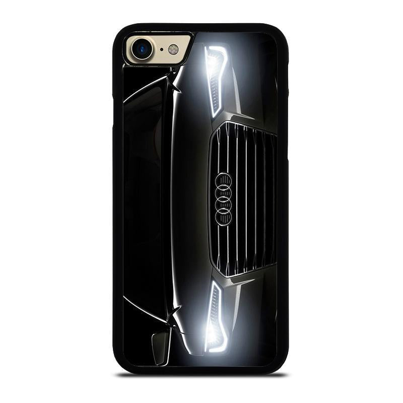 AUDI BLACK FRONT iPhone 7 Case Cover - Favocase