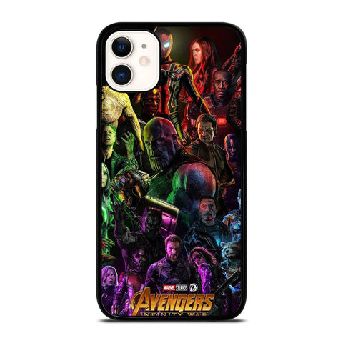 AVENGERS INFINITY WAR 1-iphone-11-case-cover