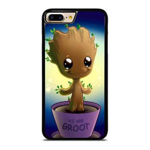 BABY-GROOT-IN-POT-Guardian-of-The-Galaxy-iphone-7-plus-case-cover