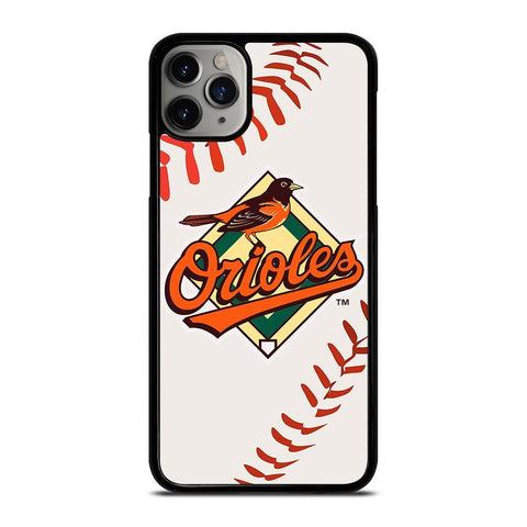 BALTIMORE ORIOLES BASEBALL-iphone-11-pro-max-case-cover