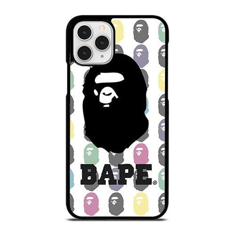 BAPE CUTE LOGO COLLAGE iPhone 11 Pro Case Cover