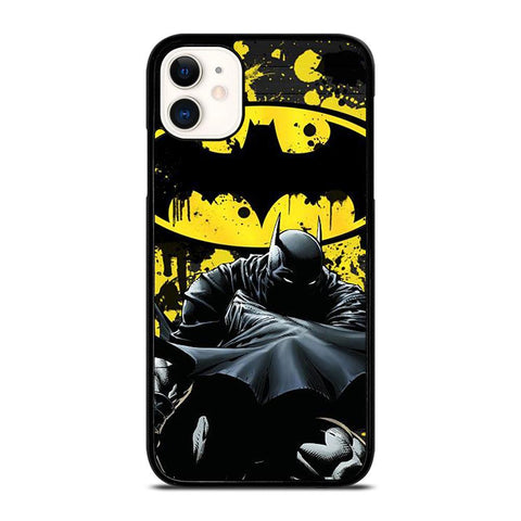 BATMAN DC ART-iphone-11-case-cover
