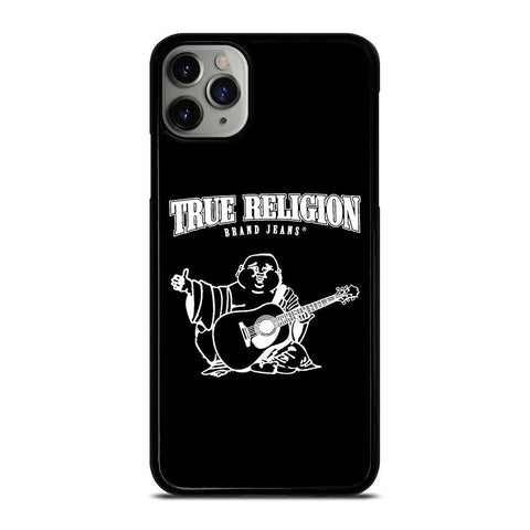 BIG BUDDHA TRUE RELIGION BLACK-iphone-11-pro-max-case-cover