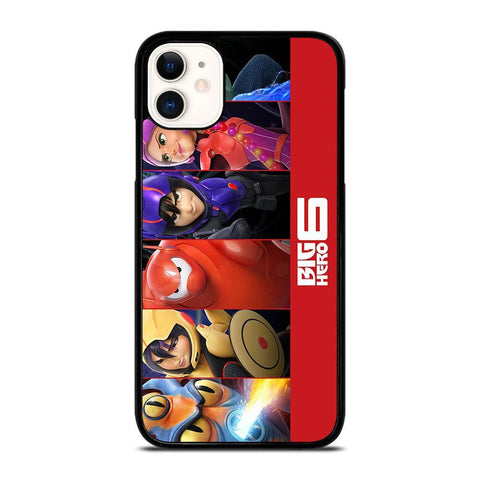 BIG HERO 6 '3-iphone-11-case-cover