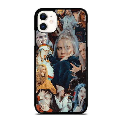 BILLIE EILISH COLLAGE-iphone-11-case-cover