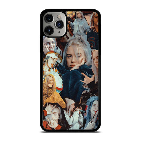 BILLIE EILISH COLLAGE-iphone-11-pro-max-case-cover