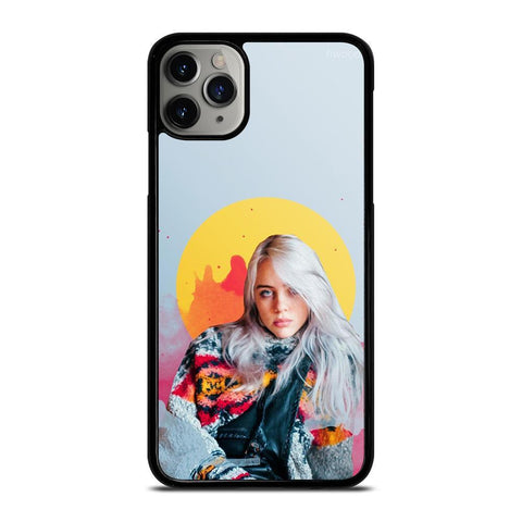 BILLIE EILISH-iphone-11-pro-max-case-cover