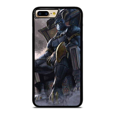 BLACK PANTHER AVENGERS-iphone-7-plus-case-cover