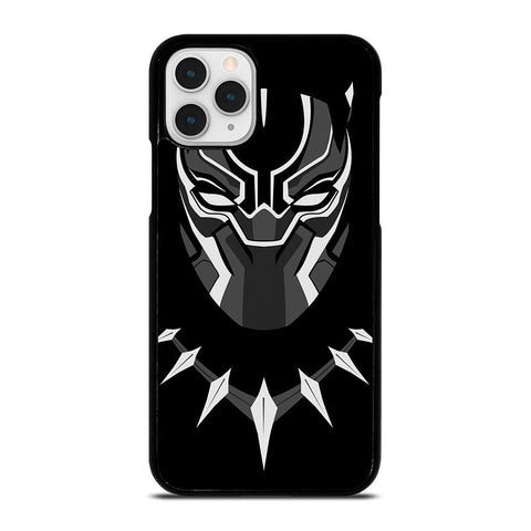 BLACK PANTHER CARTOON-iphone-11-pro-case-cover