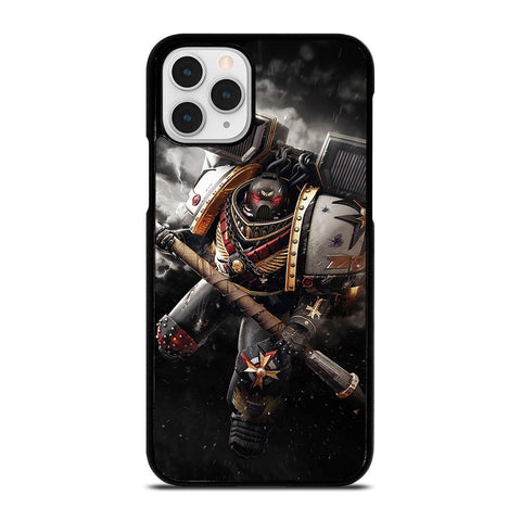 BLACK TEMPLAR WARHAMMER-iphone-11-pro-case-cover