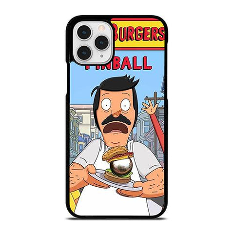 BOBS BURGERS PINBALL GAME CARTOON iPhone 11 Pro Case Cover