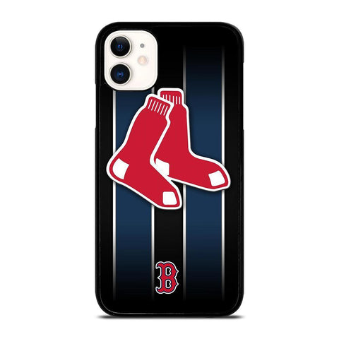BOSTON RED SOX ICON-iphone-11-case-cover