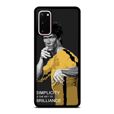 BRUCE LEE 1 Samsung Galaxy S20 Case Cover
