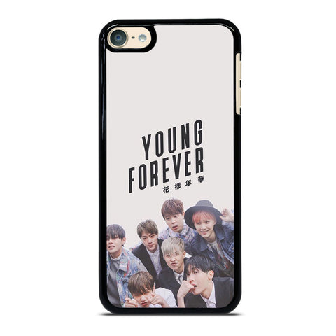 BTS BANGTAN BOYS iPod Touch 6 Case Cover