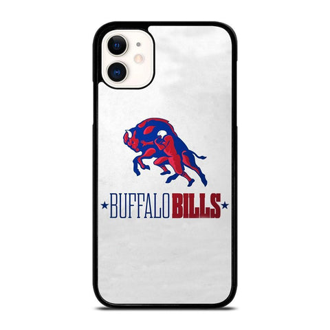 BUFFALO BILLS LOGO-iphone-11-case-cover