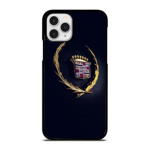 CADILLAC LOGO GOLD-iphone-11-pro-case-cover