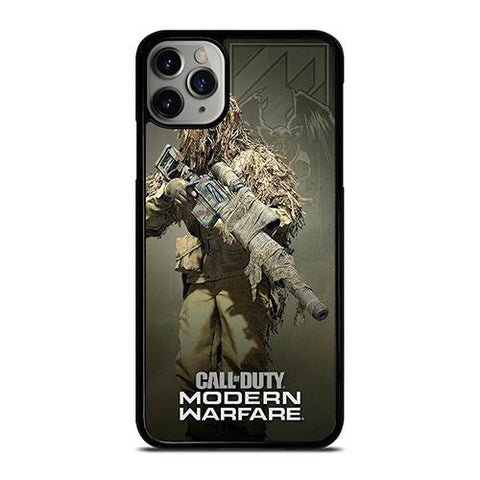 CALL OF DUTY MODERN WARFARE GAME iPhone 11 Pro Max Case Cover