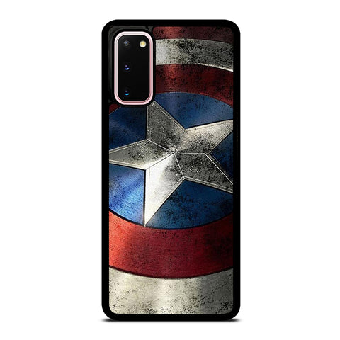 CAPTAIN AMERICA Samsung Galaxy S20 Case Cover