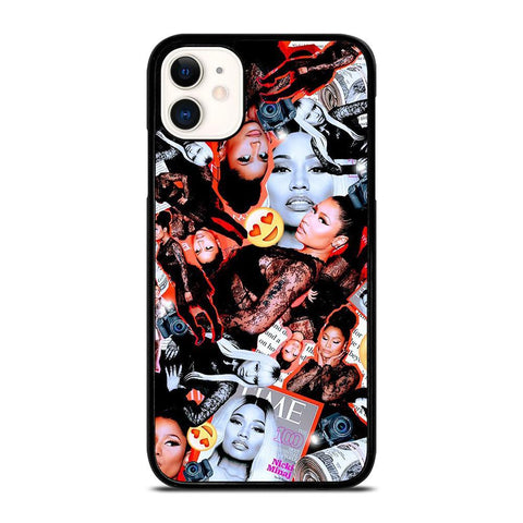CARDI B COLLAGE 2-iphone-11-case-cover