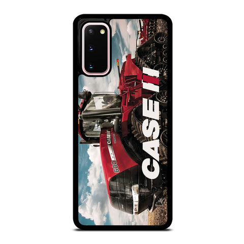 CASE IH TRACTOR HARVESTER Samsung Galaxy S20 Case Cover