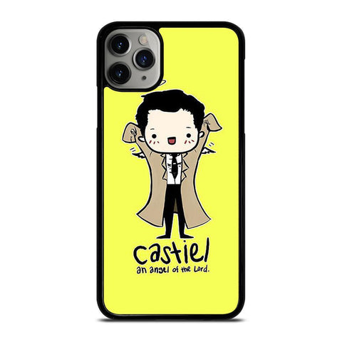 CASTIEL ANGEL OF THE LORD CUTE-iphone-11-pro-max-case-cover
