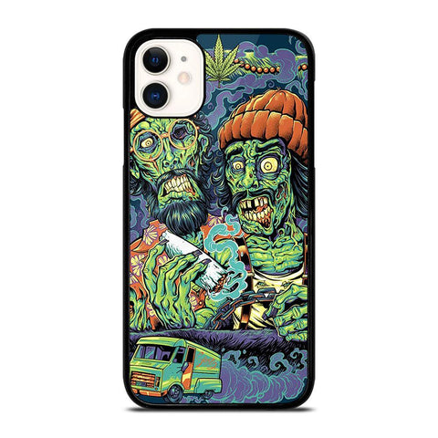 CHEECH AND CHONG MARIJUANA ZOMBIE-iphone-11-case-cover