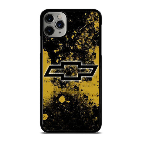 CHEVY CHEVROLET ART LOGO-iphone-11-pro-max-case-cover