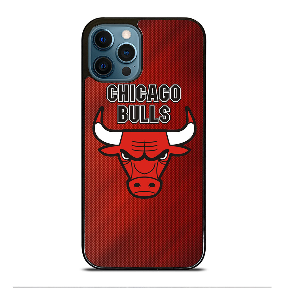CHICAGO BULLS iPhone 12 Pro Max Case Cover - Favocase