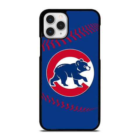 CHICAGO CUBS BASEBALL LOGO-iphone-11-pro-case-cover