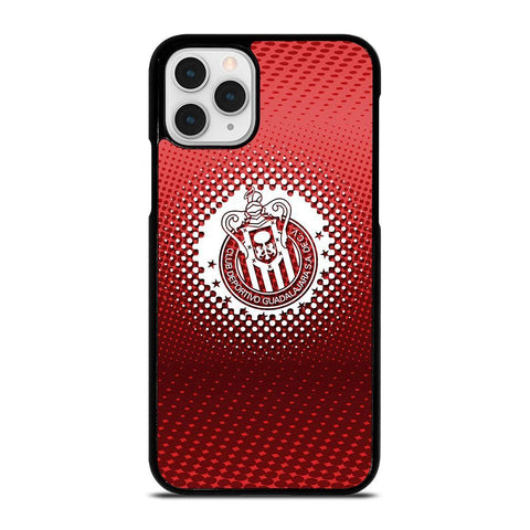 CHIVAS DE GUADALAJARA-iphone-11-pro-case-cover