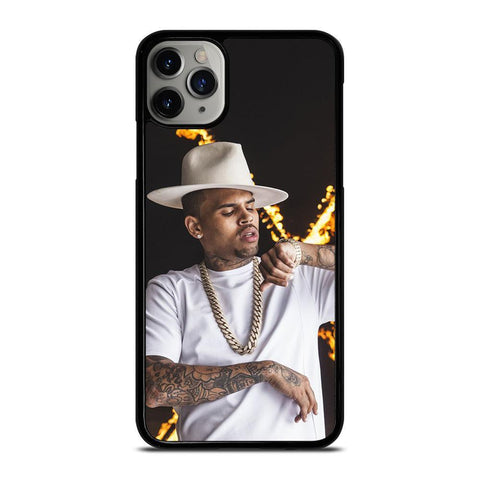 CHRIS BROWN-iphone-11-pro-max-case-cover