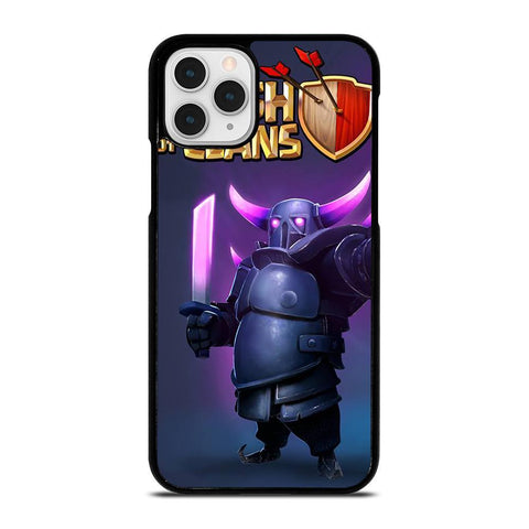 CLASH OF CLANS PEKKA-iphone-11-pro-case-cover