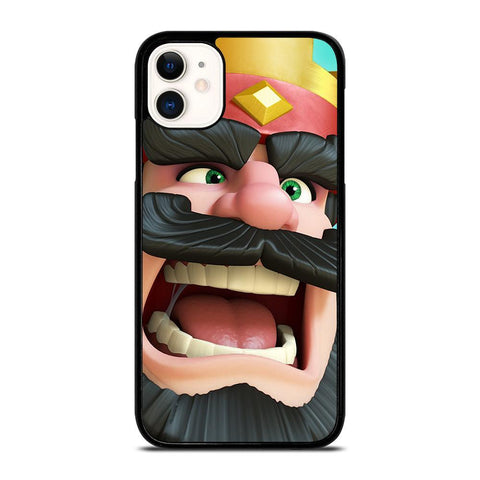 CLASH ROYALE KING-iphone-11-case-cover