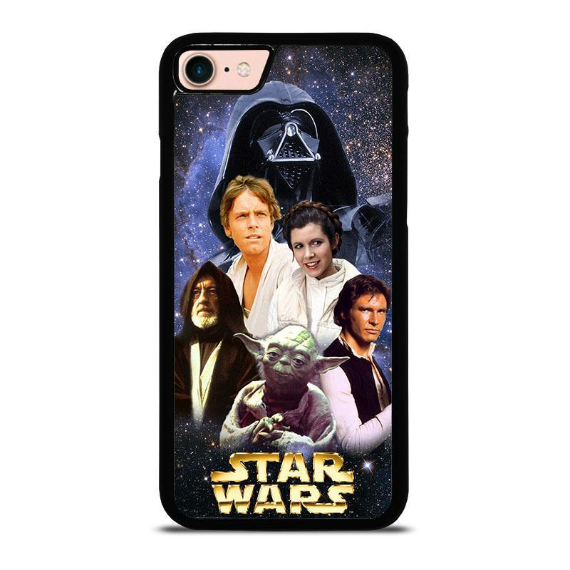 CLASSIC STAR WARS iPhone 8 Case Cover - Favocase