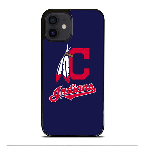 CLEVELAND INDIANS ICON iPhone 12 Mini Case Cover