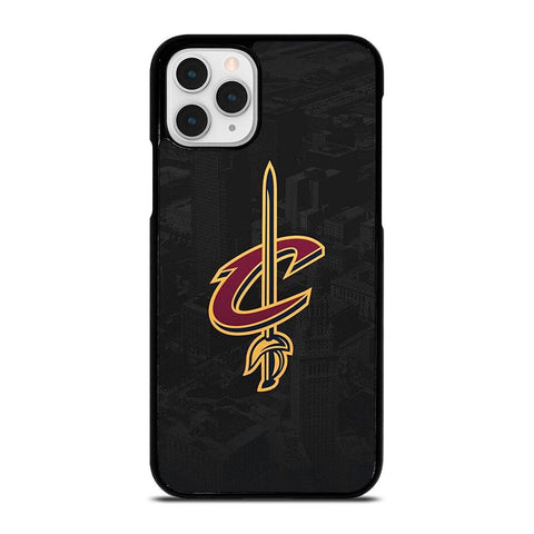 CLEVELAND CAVALIERS BASEBALL-iphone-11-pro-case-cover